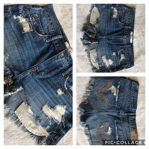Hollister Shorts - Hollister high waisted shorts